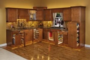 TrescoLighting in kitchen